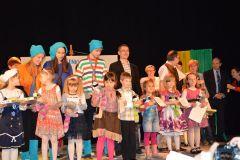 Eliminacje Powiatowe XIX Finału Wojewódzkiego Festiwalu Piosenki Przedszkolaków CZERWONAK 2014