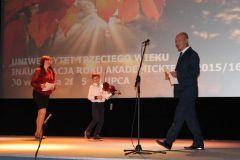 Inauguracja roku akademickiego 2015 - 2016
