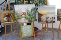 Wystawa malarstwa i rękodzieła 2018